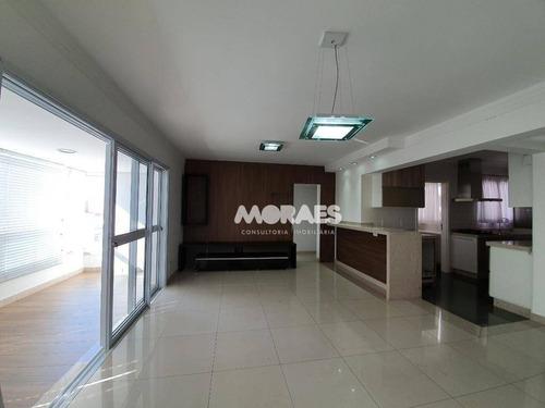Apartamento Com 3 Suítes À Venda, 124 M² Por R$ 755.000 - Mont Blanc Residencial - Bauru/sp - Ap1890