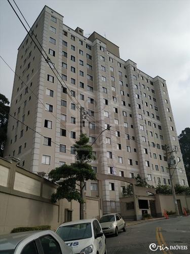 Apartamento Em Parque São Vicente - Mauá - Sp - Av04/a97