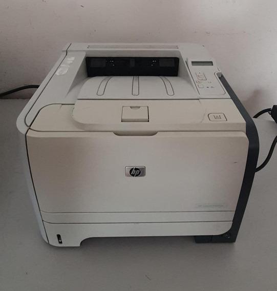Impressora Hp Laserjet P2055dn Usada Ref: Ac242