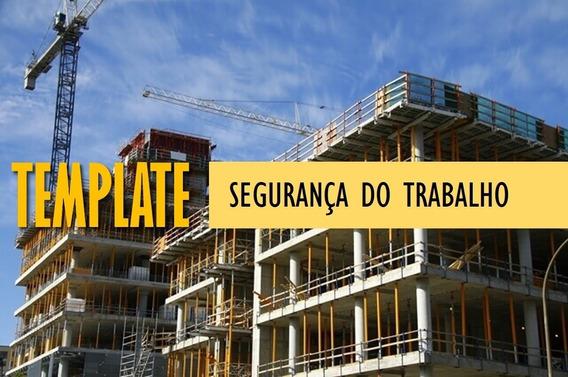 Template Carolina Araújo Segurança Do Trabalho (promoção)
