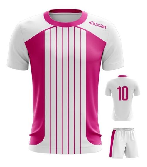 Camisa Time De Futebol Dry Fit - Cod. 010