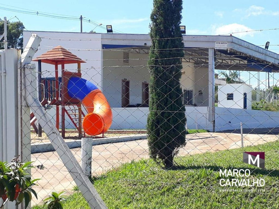 Chácara Com 2 Dormitórios À Venda, 2177 M² Por R$ 400.000,00 - Chácara De Recreio Letícia Ii (padre Nóbrega) - Marília/sp - Ch0022