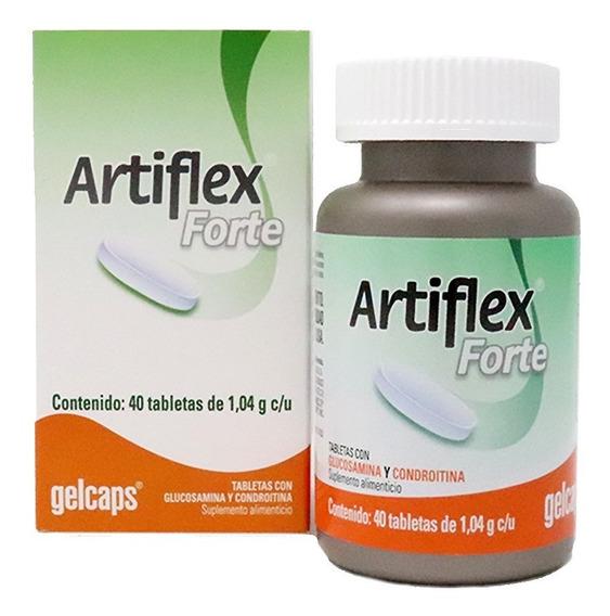 Suplemento Alimenticio Artiflex Forte Gelcaps C/40 Caps