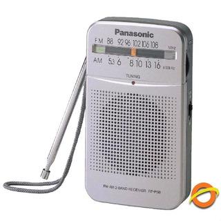 Radio Portatil Am Fm Gran Recepcion Sintonizador Audio