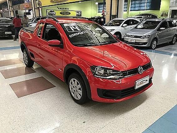 Volkswagen Saveiro 1.6 Mi Ce 8v G.vi 2014