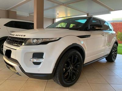 Land Rover Range Rover Evoque Dynamic 2.0 Si4 240cv 4wd 16v