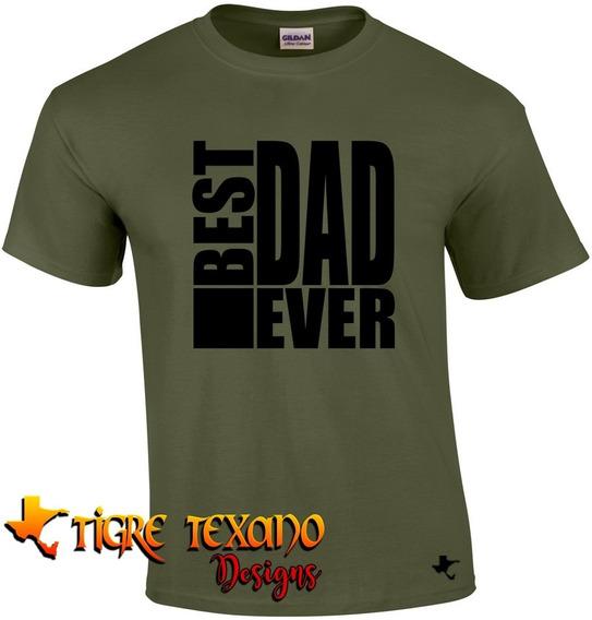 Playera Para Papás, Padres Mod 25 By Tigre Texano Designs