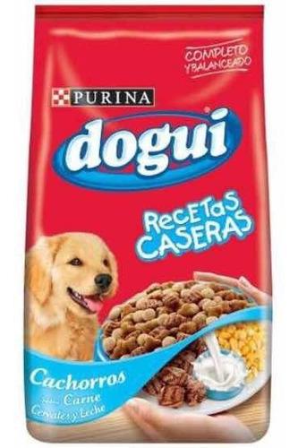 Dogui Cachorro Cereales Y Leche 21kg+2 Paté
