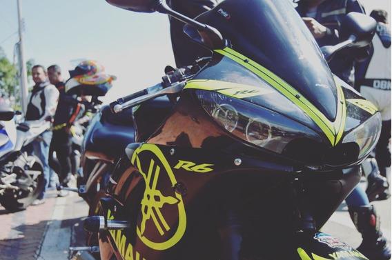Yamaha R6s Yzf R6