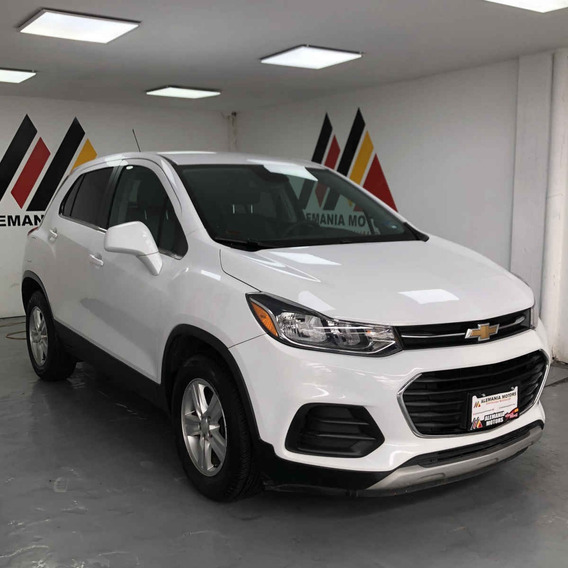 Chevrolet Trax 2018 5p Lt L4/1.8 Aut