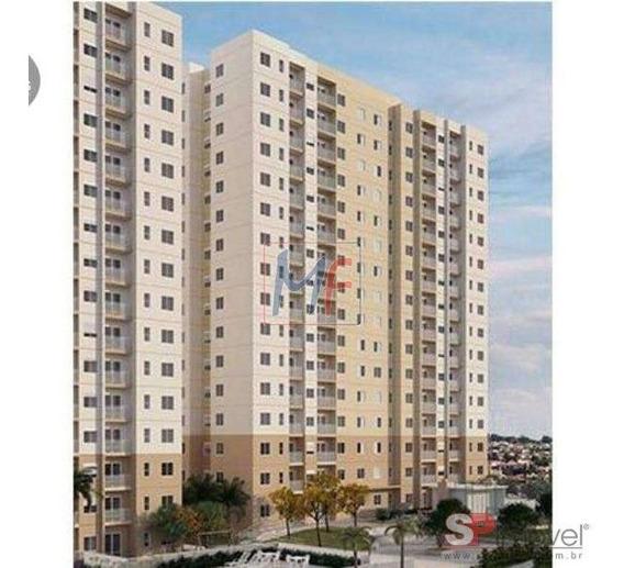 Ref 10.220 Lindo Apartamento 50 M², 2 Dorms ( 1 Suíte), 1 Vaga No Bairro Vila Romanópolis. 24 Itens De Lazer.aceitamos Fgts Na Entrada. - 10220
