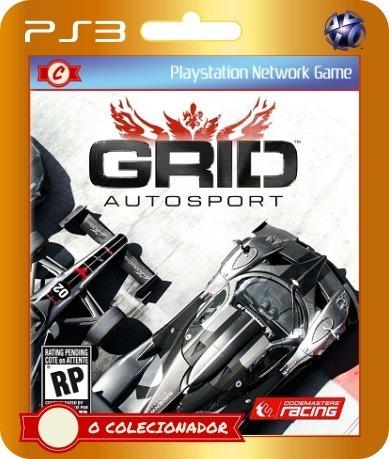 Grid Autosport Em Promoção!