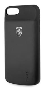 Power Funda Case Ferrari Negra 2800mha iPhone 6+, 7+, 8+