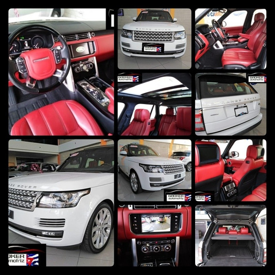 Land Rover Range Rover Autobiography 4x4