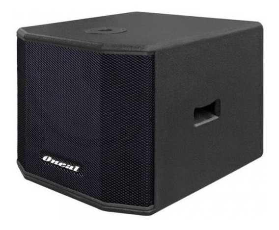 Caixa Passiva Oneal Subwoofer Obsb 3200, 250w Rms