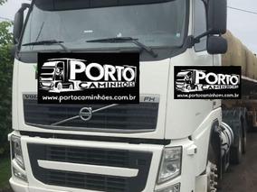 Volvo Fh - I-shift- 540- 6x4 - 2013/13 - Teto Baixo