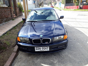 Bmw Serie 3 2.5 323 Compact Ti Sportive At 1999