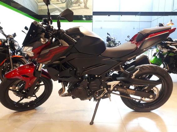 Kawasaki Z400 - 2020 - Pronta Entrega - Juliana Lima
