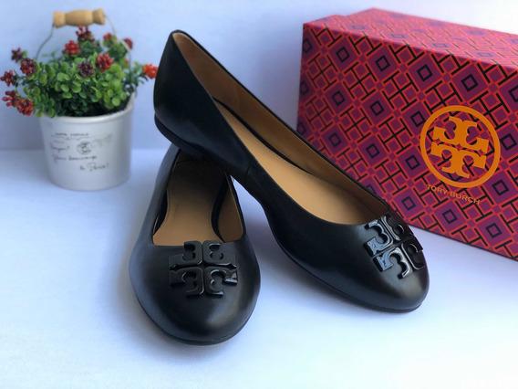 Flats Tory Burch 4.5 Mx Balerinas Zapatillas Zapatos