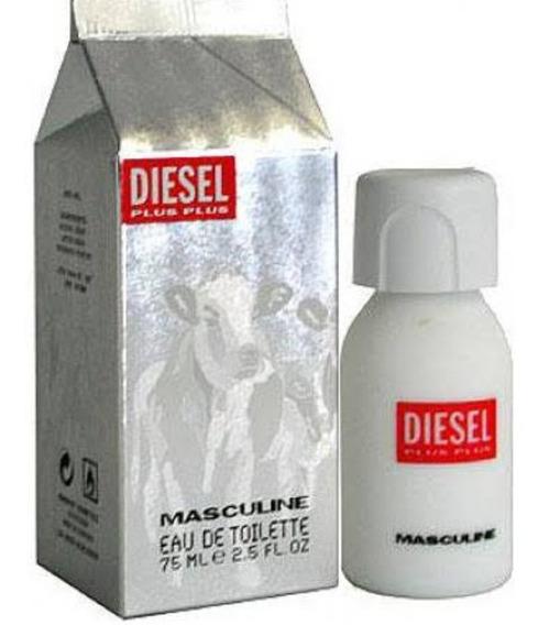 Perfume Diesel Plus Plus Masculine De 75ml