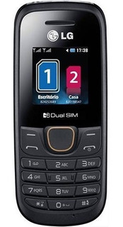 Celular Lg A275 - Com Defeitos Para Retirar Peças Ou Reparo.
