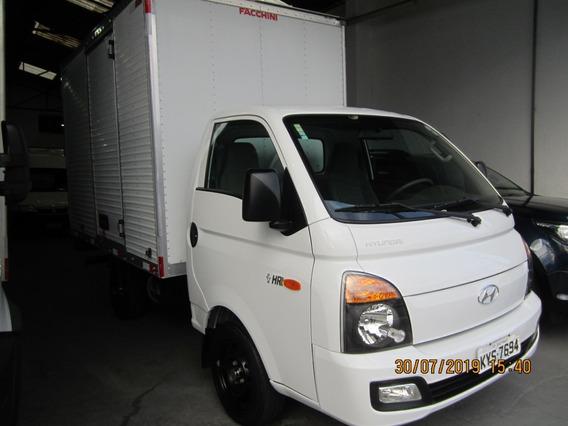 Hyundai Hr Com Bau Ano 2018 Apenas 30mil Rodados Novissimo
