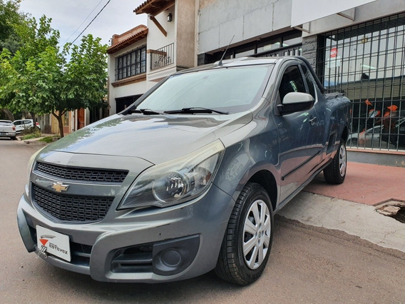 Chevrolet Montana 1.8 Ls Pack 2013 - Financiacion - Permutas