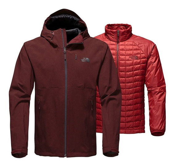Campera The North Face 3/1 Thermoball Triclimate Jkt Abrigo