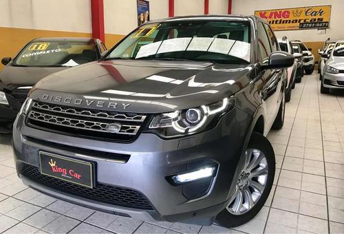Imagem 1 de 15 de Land Rover Discovery Sport 2017 2.0 Td4 Se 7 Lugares Kingcar