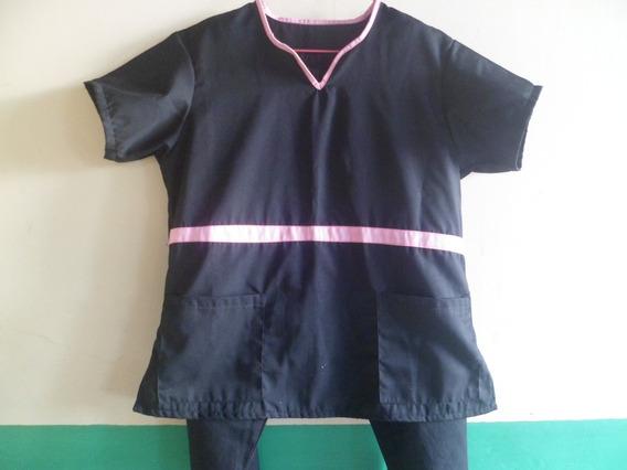 Uniforme Para Pasantia/ Maestra Enfermera Medico Talla L