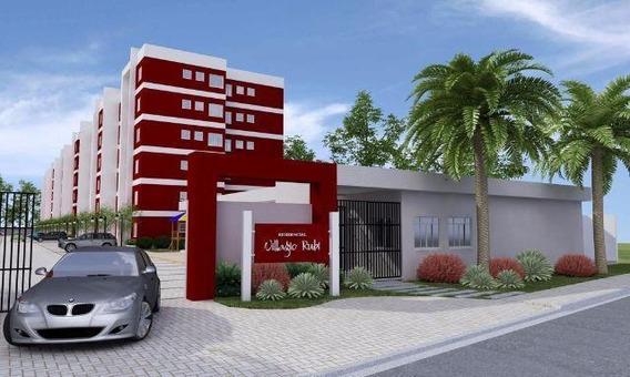 Vende-se Apto 2 Dormitórios Com 57 M²