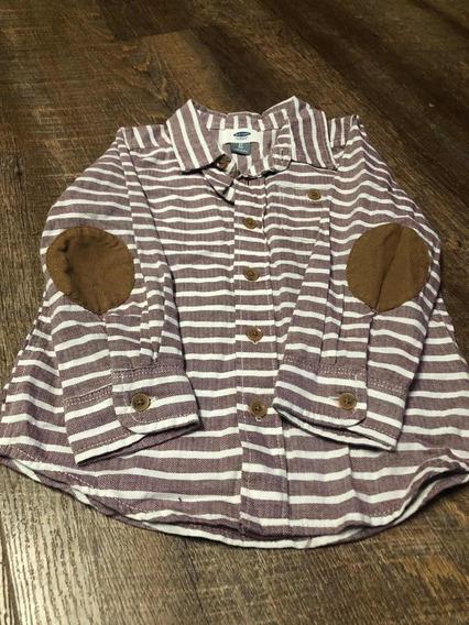 Camisa Oldnavy Talla 3 Años