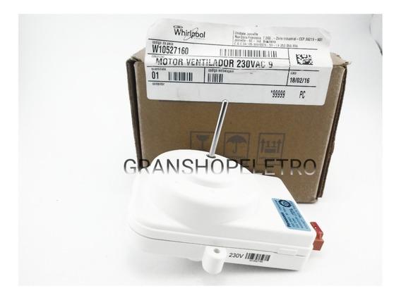 Motor Ventilador Consul Chb42c / Chb53c . 220 -240v