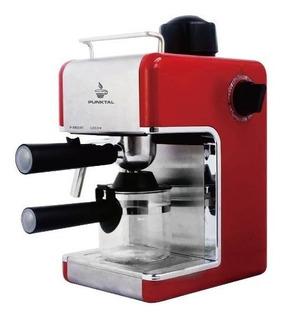 Cafetera Expresso Punktal Con Vaporizador Espumante En Loi