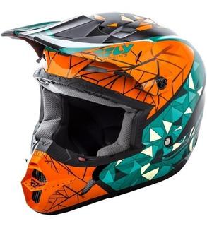 Casco Fly Racing Kinetic Crux Motocross 73-3388