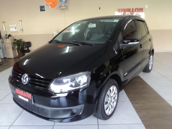 Volkswagen Fox 1.6 Vht Trend Total Flex 5p 2012/2012 Preto