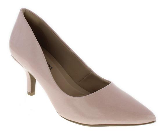 Sapato Scarpin Ramarim Total Conforto Santo Baixo 1726201