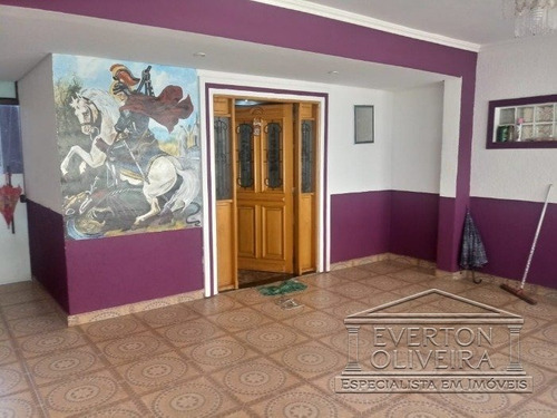Sobrado - Jardim Santo Onofre - Ref: 10815 - V-10815