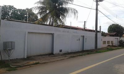 Vendo Casa No Bairro Cinturão Verde Com 500 M2 (20x25m)