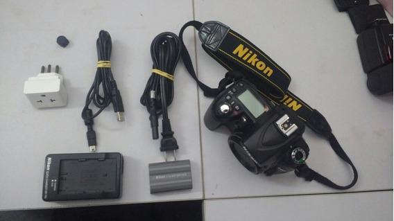 Câmera Nikkon D90 Corpo