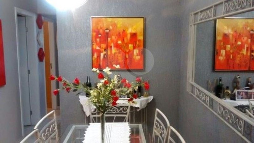 Apartamento Zona Oeste 3 Dormitórios Jaguaré - 298-im148842