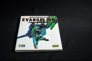 Evangelion Neogenesis Artbook Ed. Norma Excelente Estado