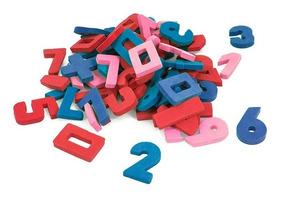 Brinquedo Didático Seller Em E.v.a Números E Sinais Moveis