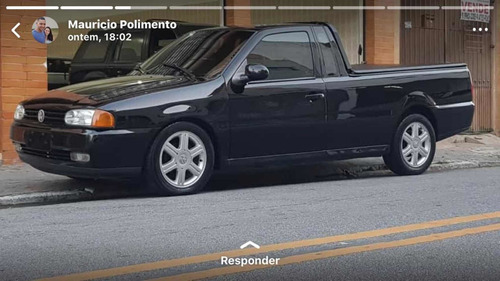 Imagem 1 de 15 de Volkswagen Saveiro 2.0