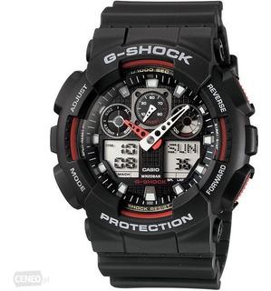 Reloj Hombre Casio G Shock Ga-100-1a4. Nuevo.