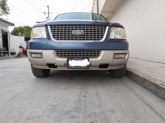 Ford Expedition 2005 5.4 Eddie Bauer Piel 4x2 At
