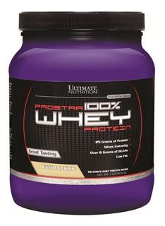 Prostar Whey 1lb Ultimate Nutrition Proteina Suero