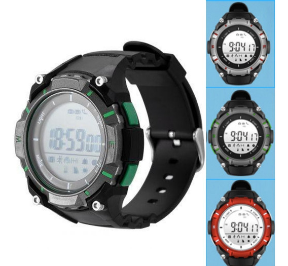 Relógio Sportivo Smart Watch Dzb Bluetooth C/app Ios Android