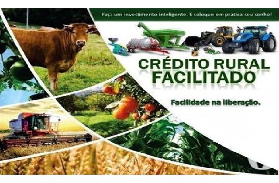 Crédito Rural E Agrícola - Capital De Giro