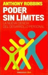 Poder Sin Limites - Anthony Robbins - En Stock
